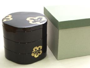 ~普段使い、贈り物にも最適~ お手ごろ価格のお重箱!