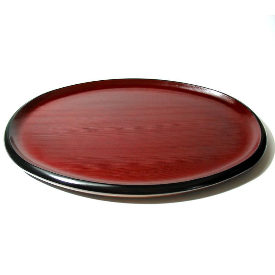小判盆 布目 木製 漆塗り トレー 京都 漆器の井助