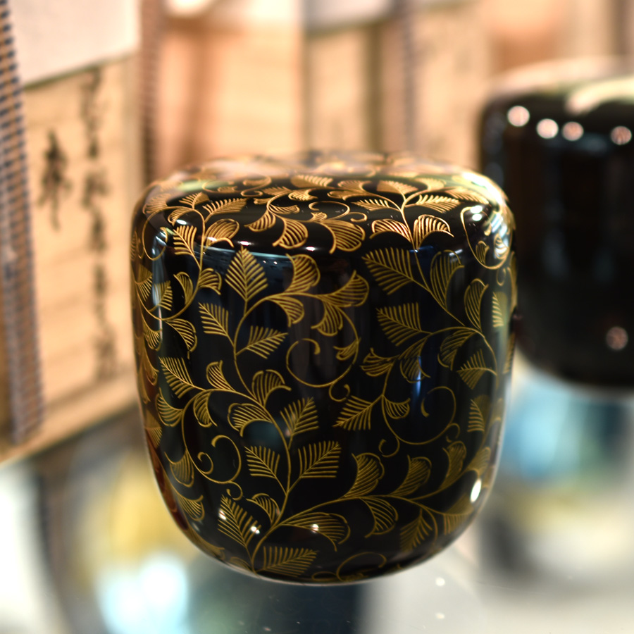 棗 お茶道具 茶器 木製 漆塗り 京都 漆器の井助
