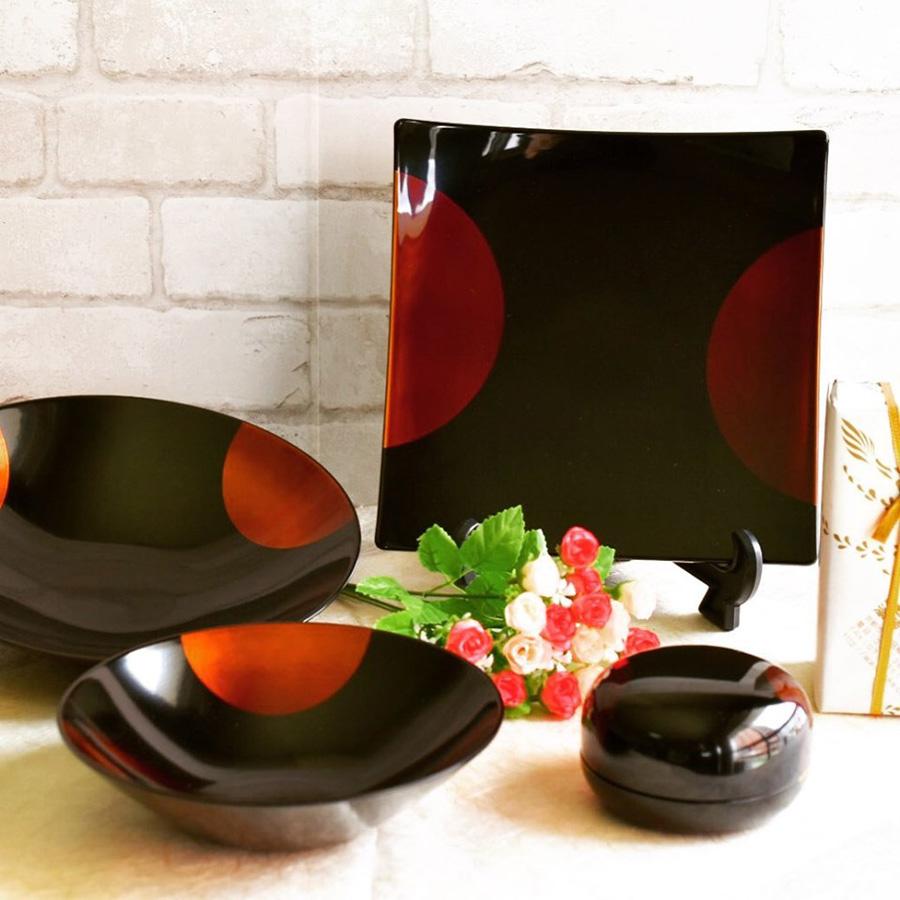 結婚祝いの贈り物 白檀塗り 漆塗り 京都 漆器の井助