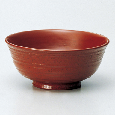 飯椀 荒筋椀(中) 漆塗り・木製