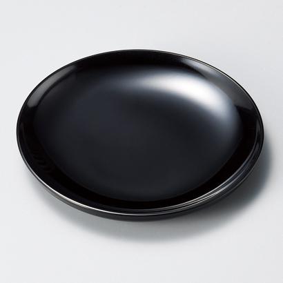銘々皿 5.0 黒 5枚セット 【送料無料】 木製 漆塗り