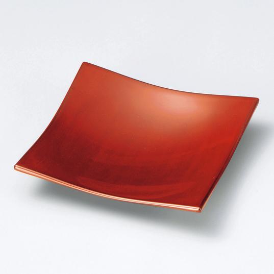 銘々皿 吹上 根来 5枚セット 【送料無料】 漆塗り 取り皿・小皿