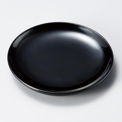 銘々皿 黒