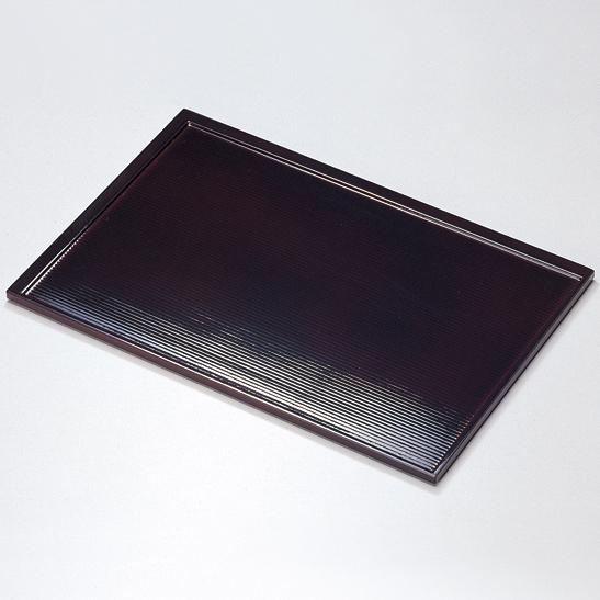 長角卓上膳 15.0 木製 ランチョンマット・折敷
