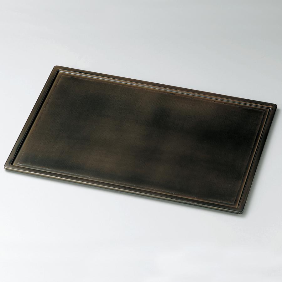 ランチョンマット 布張 木製 折敷