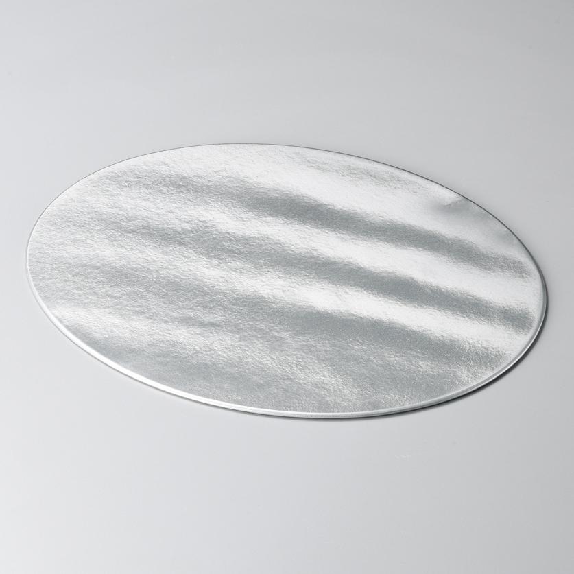 ランチョンマット 銀雲 折敷