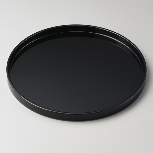 丸盆 9.0 黒