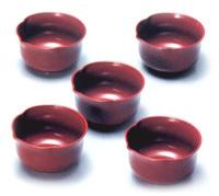 和食器 漆器ひさご小鉢 5個セット 京都 漆器の井助