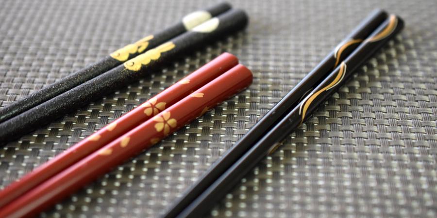 お箸 京都 漆器の井助