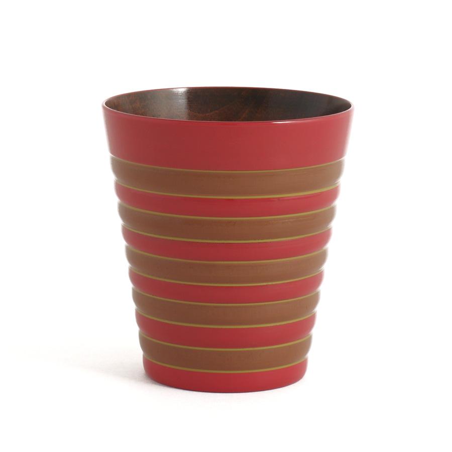 漆器のフリーカップ・焼酎カップ・ビアグラス