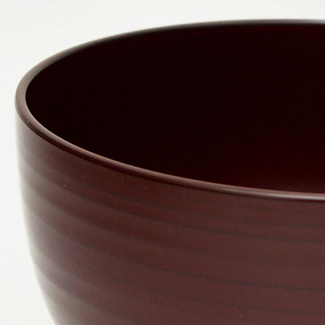 お好み椀 古代根来 漆塗り 大椀・麺鉢・丼鉢