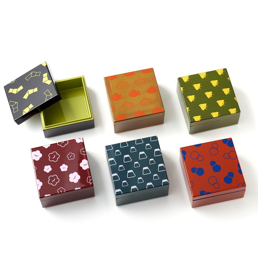 うるしこはこ | 小箱 小物入れ ジュエリーケース 漆塗り 京都 漆器の井助