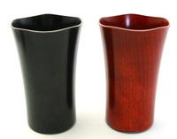 花カップ 欅 京都 漆器の井助