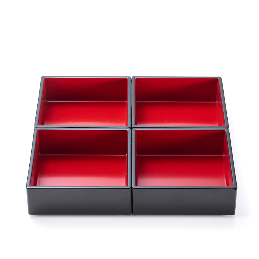 うたげ花見重箱 さくら 松花堂弁当箱