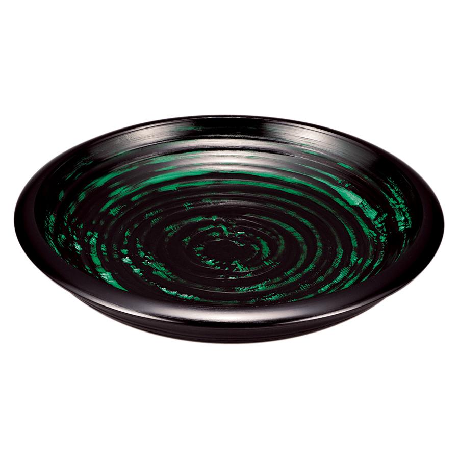 鉢 8.0 色象谷 木製 漆塗り