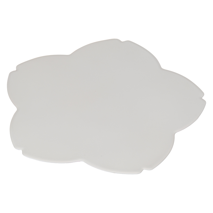 桜両面膳 13.0 ホワイト ランチョンマット リバーシブル