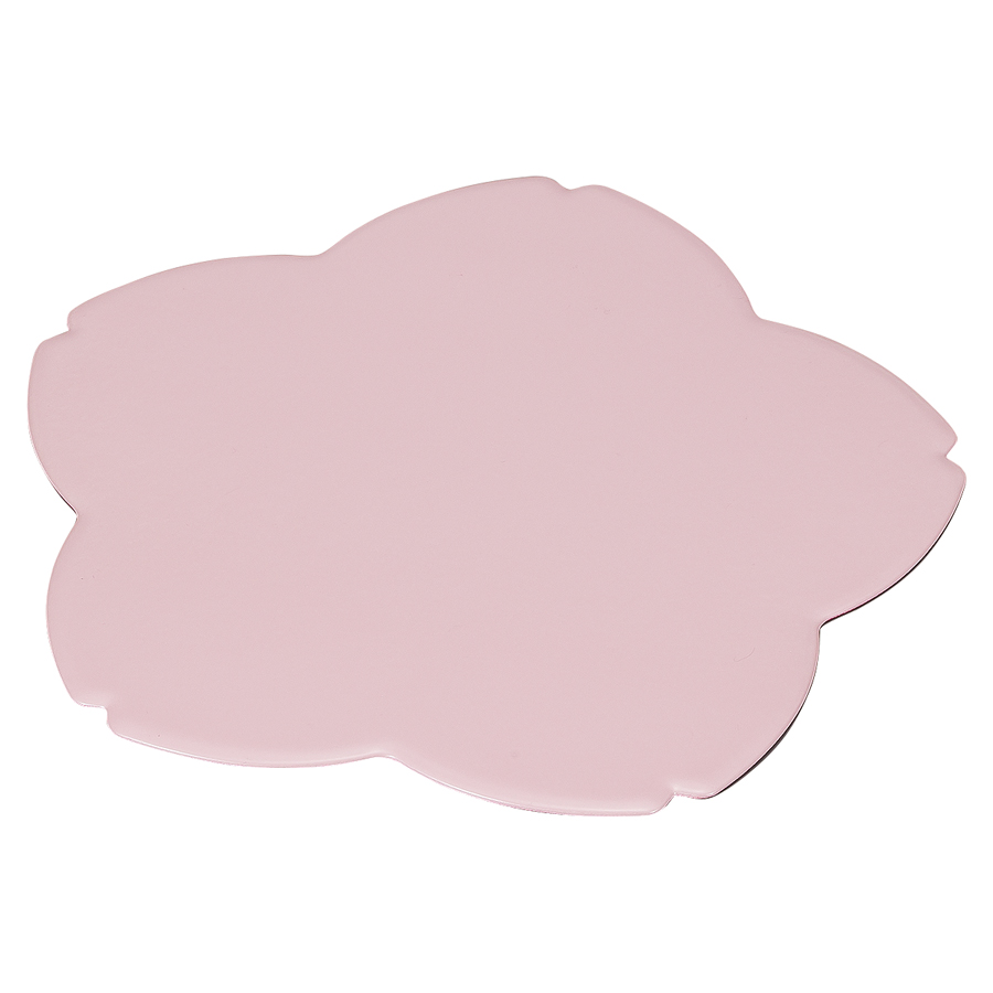 桜両面膳 10.0 ホワイト/ピンク ランチョンマット リバーシブル