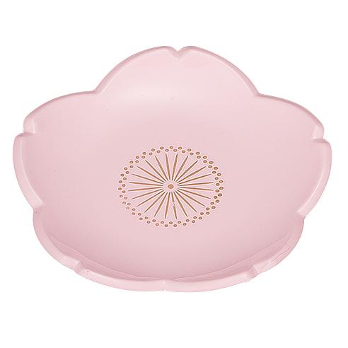 箸置き 桜型 ピンク 5枚組