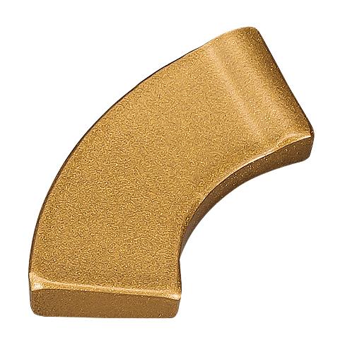 箸置き 扇型 金ラメ
