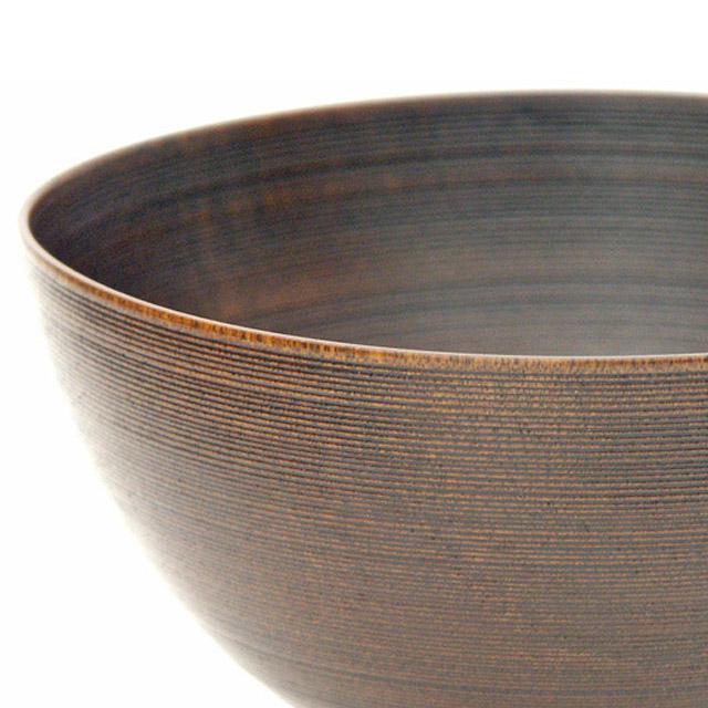 富貴漆椀 4.5寸 木製 漆塗り 大椀・麺鉢・丼鉢