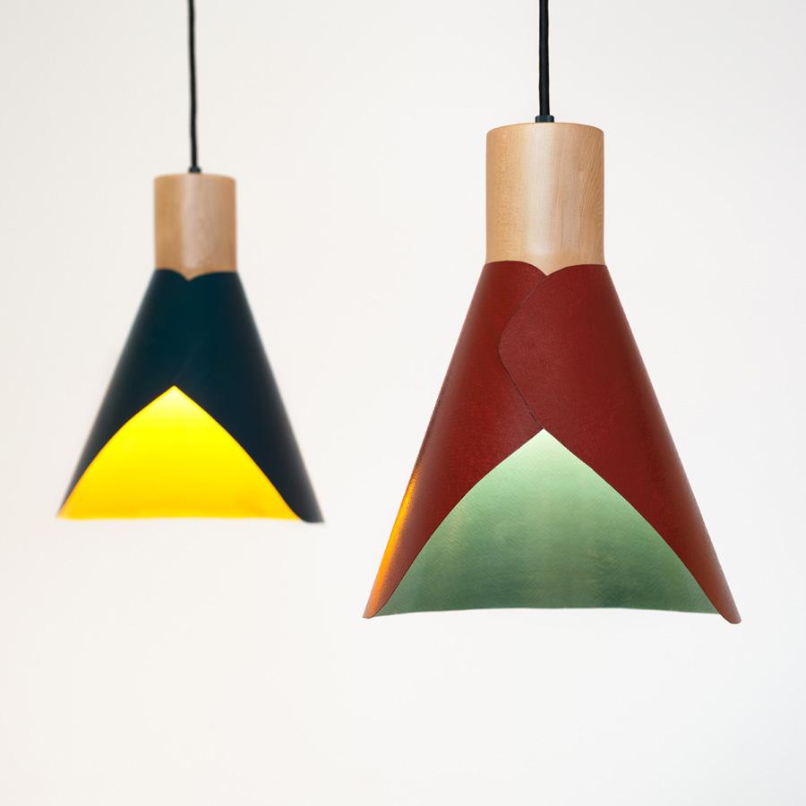 Urushi Lamp