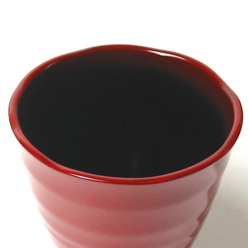 ペアフリーカップ 美月 漆塗り